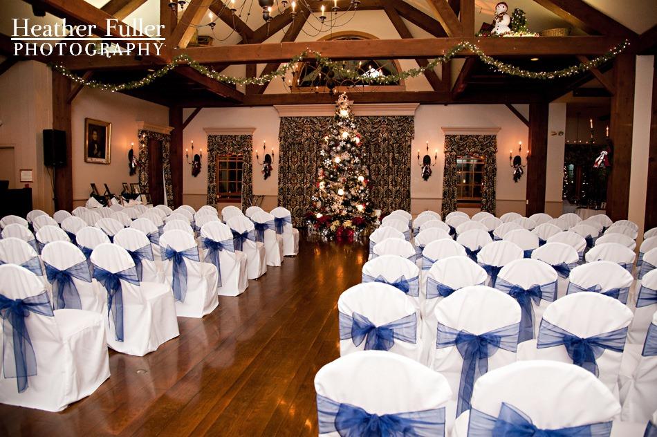 Karen And Jacks Winter Wedding At The Publick House Historic Inn