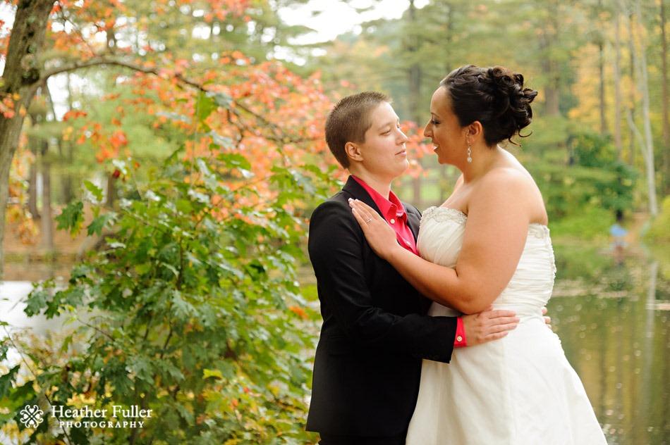 Kaara & Sarah\'s Wedding at Old Sturbridge Village in Sturbridge, MA ...