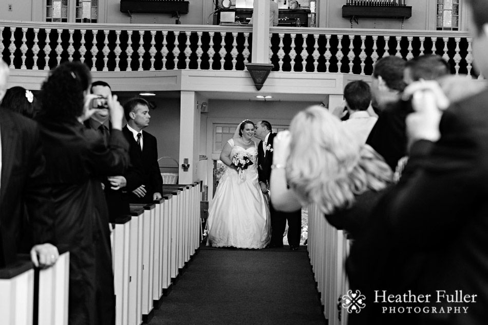 Wedding Songs Walk Down Aisle Church: Shannon & Anthony's Wedding At Independence Harbor