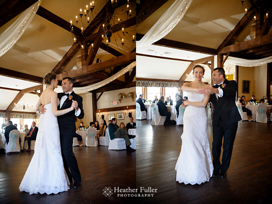 a winter wedding at the publick house historic inn