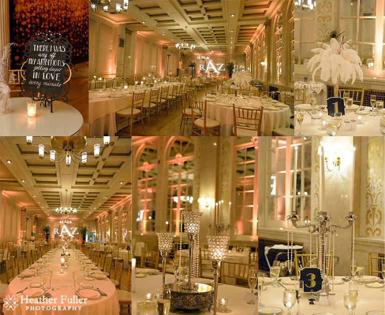 Zamira And Ryan S Gatsby Inspired Wedding At Franklin