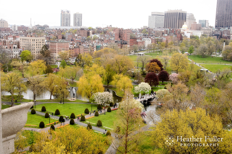 Jennifer and jason 39 s wedding at the taj hotel in boston - Hotels near boston public garden ...
